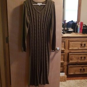 Cold water Creek Dress